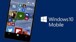Windows 10 Mobile : Glance screen, always on display, lockscreen, écran de verrouillage comment le désactiver et économiser de la batterie